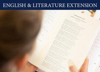 English & Literature Extension