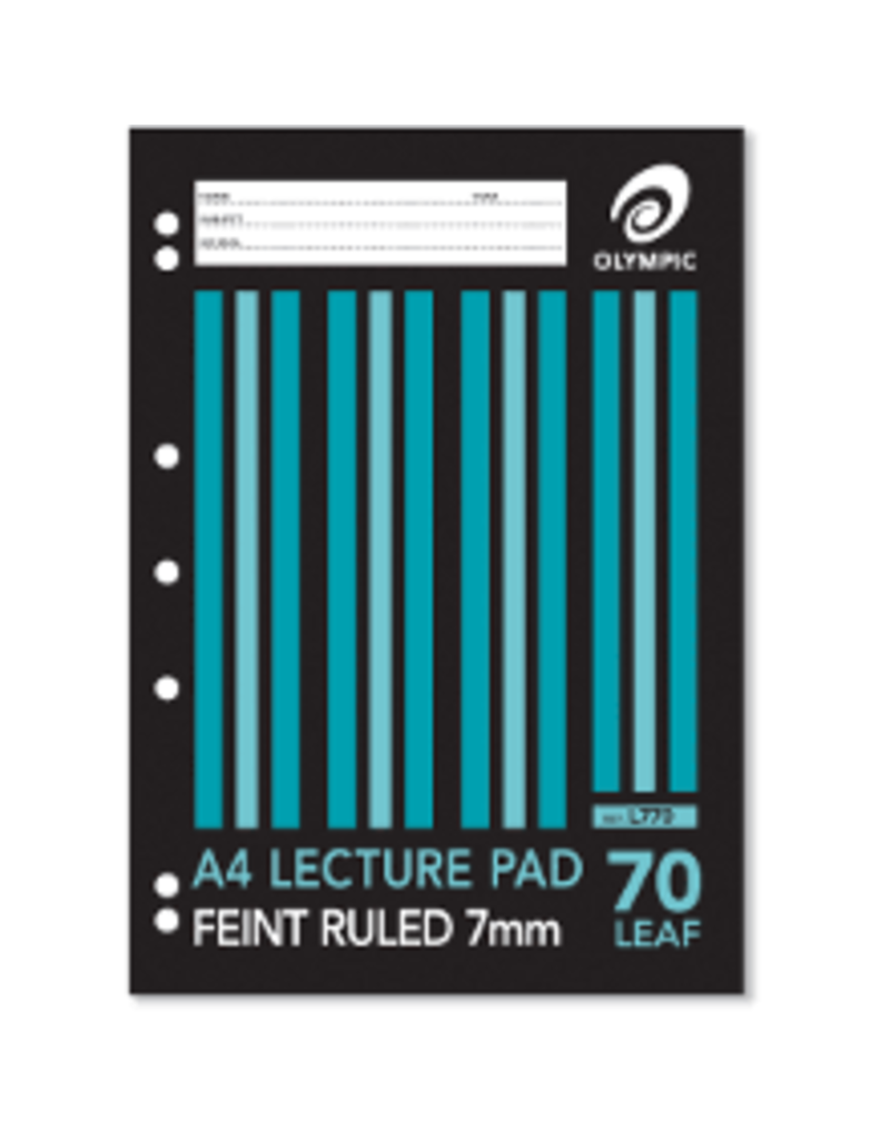 Lecture Pad 70 Leaf
