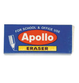Eraser - Buy 2 for $0.40 each