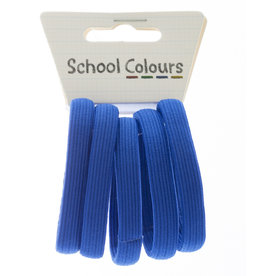 HAIR ELASTICS - THICK (PKT 5)