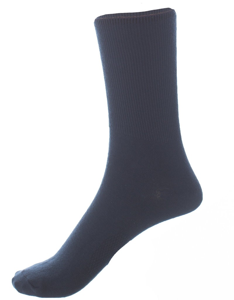 NAVY SOCKS  (2PK)