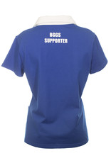 SUPPORTER JERSEY LADIES CUT SHORT SLEEVE