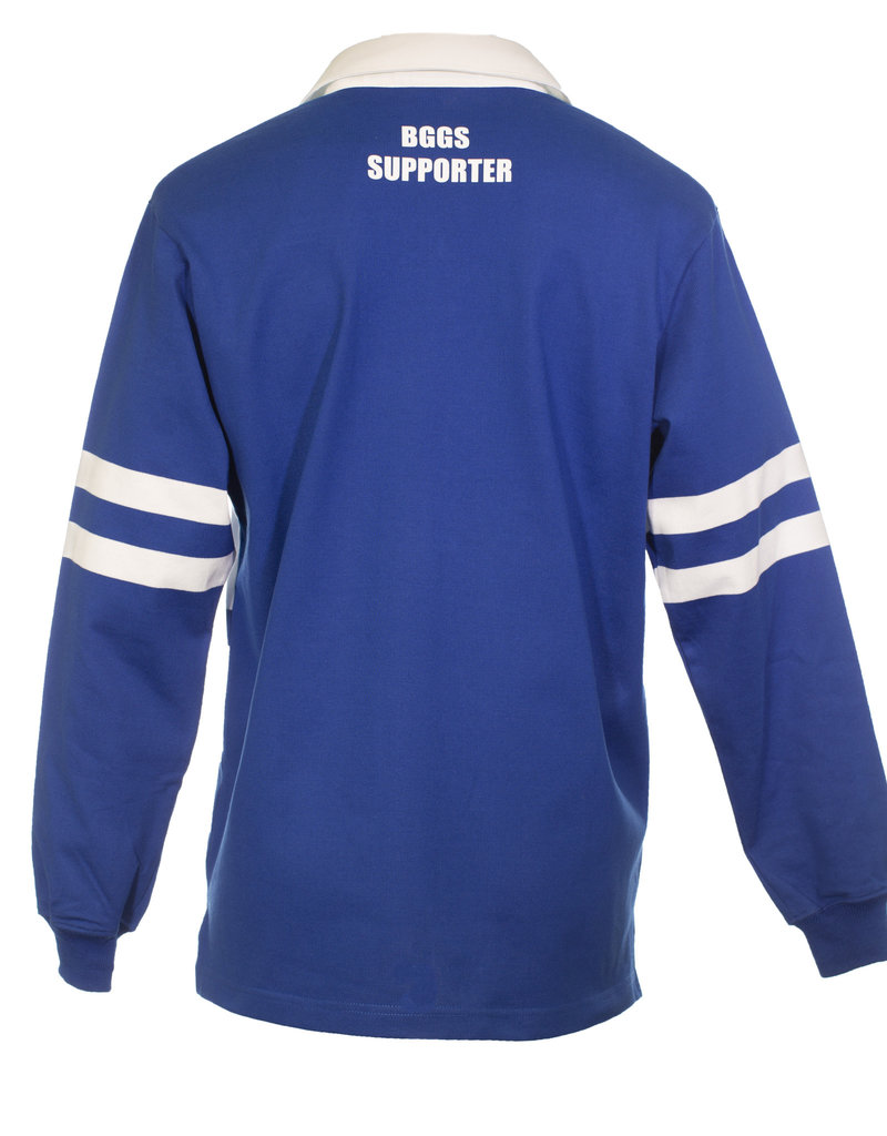 SUPPORTER JERSEY MENS LONG SLEEVE