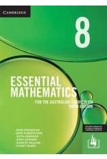 Essential Mathematics for the Australian  Curriculum Year 8 3rd ed (Yr 8)