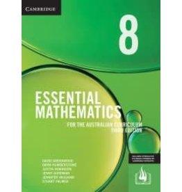Maths Essential Aust Curr Year 8 3rd ed (Yr 8)