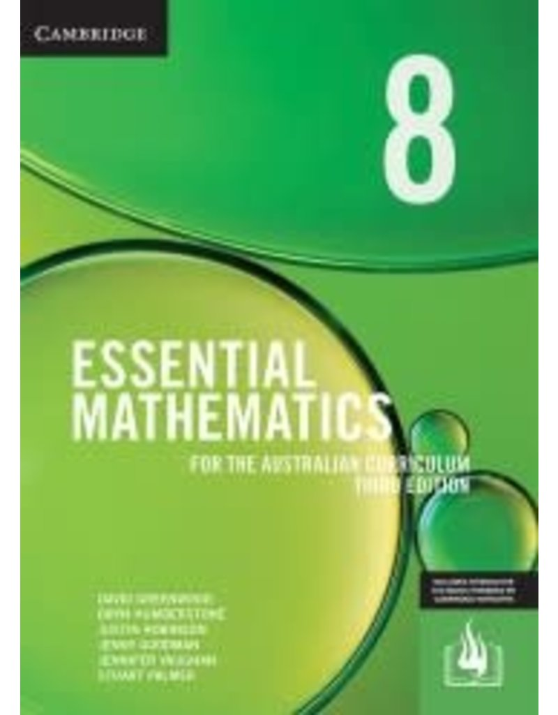 Essential Mathematics for the Australian  Curriculum Year 8 3rd ed (Yr 8)