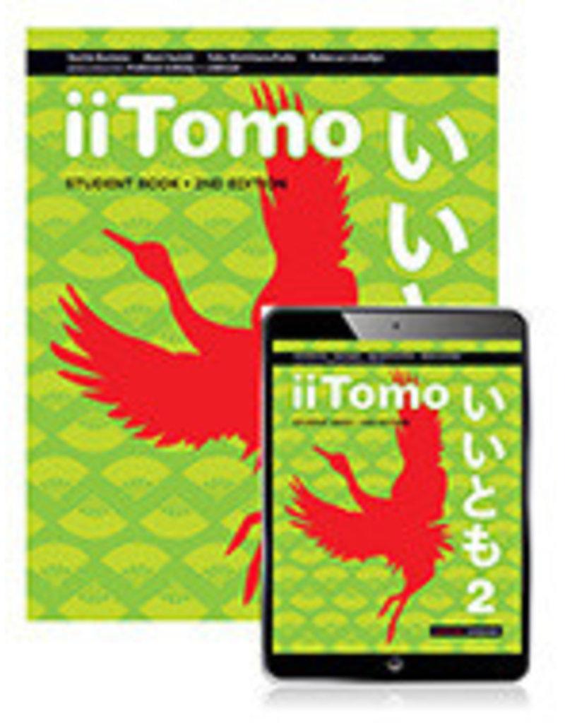 ii Tomo 2 Student book/Ebook 2nd (Yr 8)