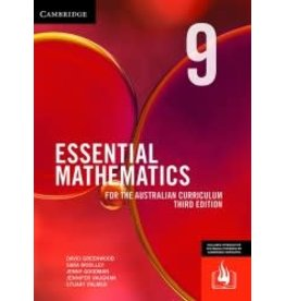 Essential Mathematics for the Aust Curr Year 9 3rd Ed (Yr 9)