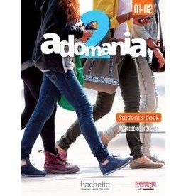 Adomania 2/A1-A2 Student Pack English Version (Yr 9)