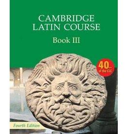 Cambridge Latin Course Book  3   (Yr 9)