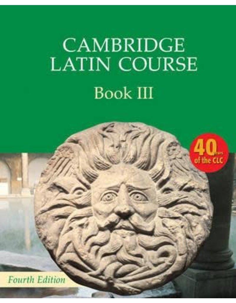 Cambridge Latin Course Book  3   (Yr 10)