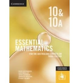 Essential Mathematics for the Australian Curriculum 10/10A 3rd ed (Yr 10)