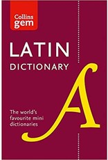 Collins Gem Latin Dictionary 2nd Ed (YR 10)