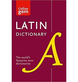 Collins Gem Latin Dictionary 3rd Ed (YR 10)