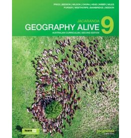 Geography Alive 9  AC Print & LearnOn 2E (Yr 9)
