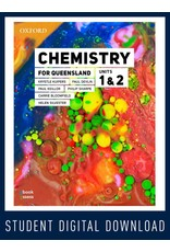 Chemistry for Queensland Units 1 & 2 obook (Yr 11)