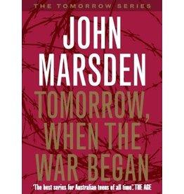 Tomorrow When The War Began (Yr 10)