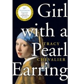 Girl With A Pearl Earrring