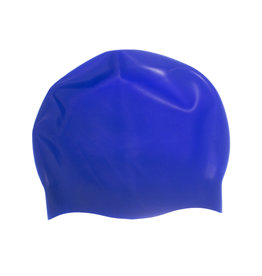 SWIMMING CAP - BLUE/WHITE REVERSIBLE