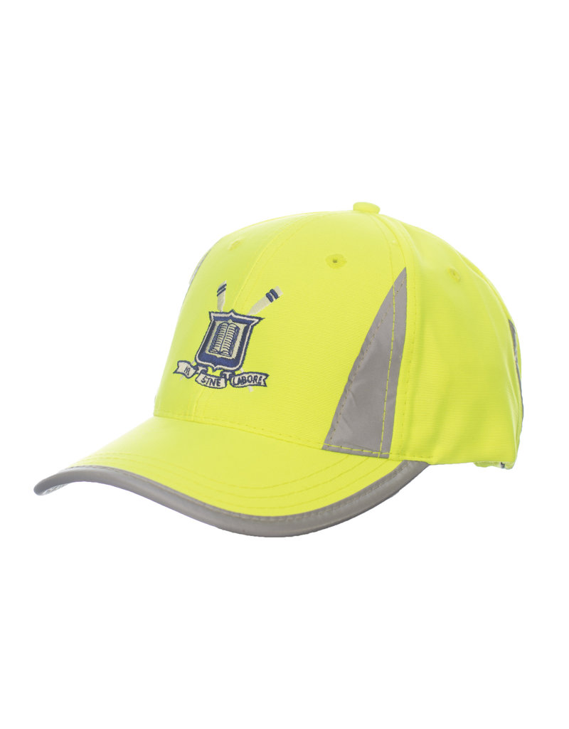 CAP - ROWING HI VIS FLURO YELLOW