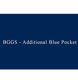 Blue BGGS Pocket -  Additional Lines