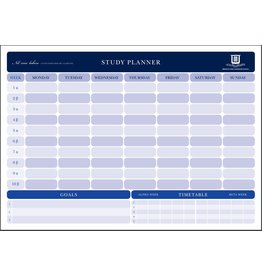 BGGS Study Planner (NEW) -  Instore Purchase Only