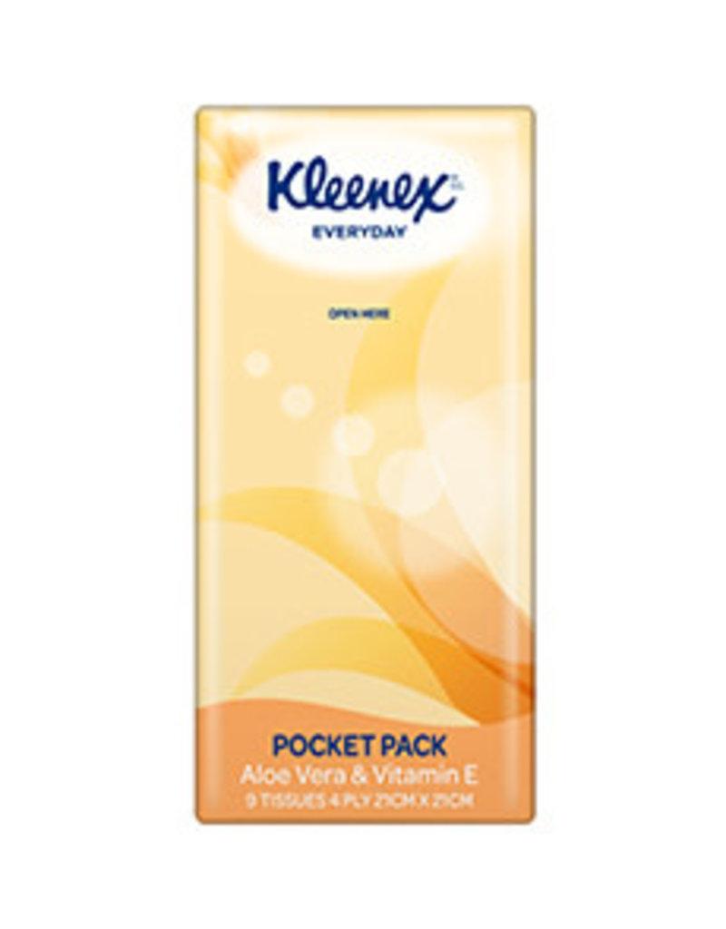 Tissues single pack - Kleenex