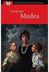 Euripides: Medea (Translation by John Harrison) - Cambridge Translation for Greek Drama (Yr 12)
