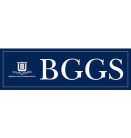 BGGS Single Car Sticker (BGGS)