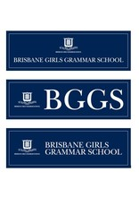 BGGS Stickers - Set of 3
