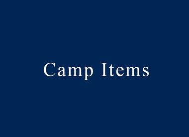 Camp Items
