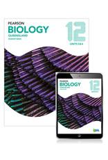 Pearson Biology QLD student book 12 units 3 & 4   ( Yr 12)