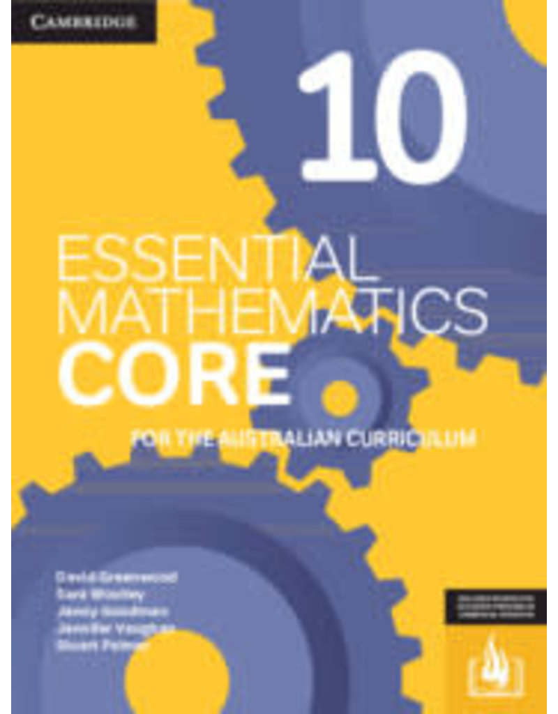 Essential Mathematics CORE for the Australian Curriculum (Yr 10)