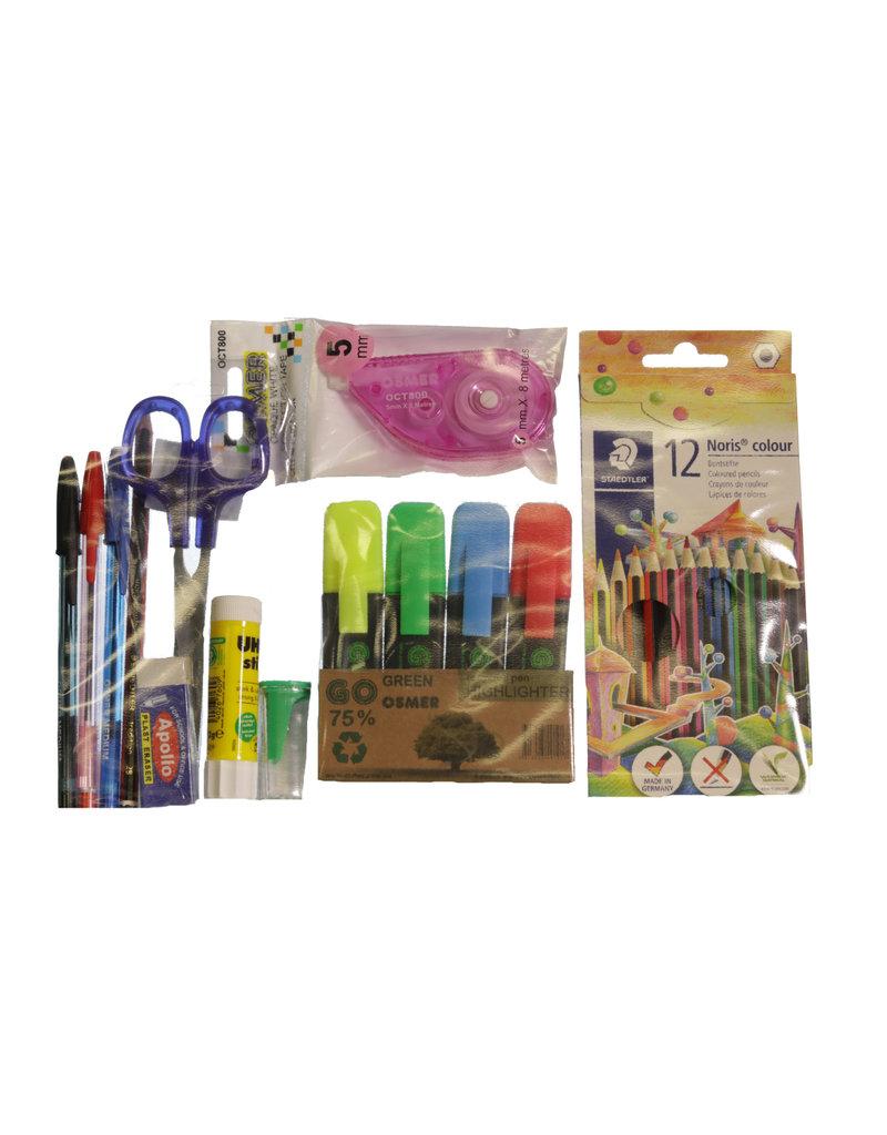 Sundry Items Pack - Optional