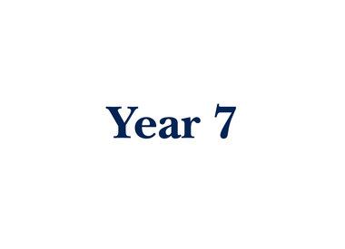 Year 7 Textbooks 2022
