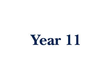 Year 11 Textbooks 2021
