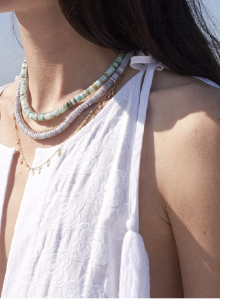 Orly Genger by Jaclyn Mayer Agnes Necklace