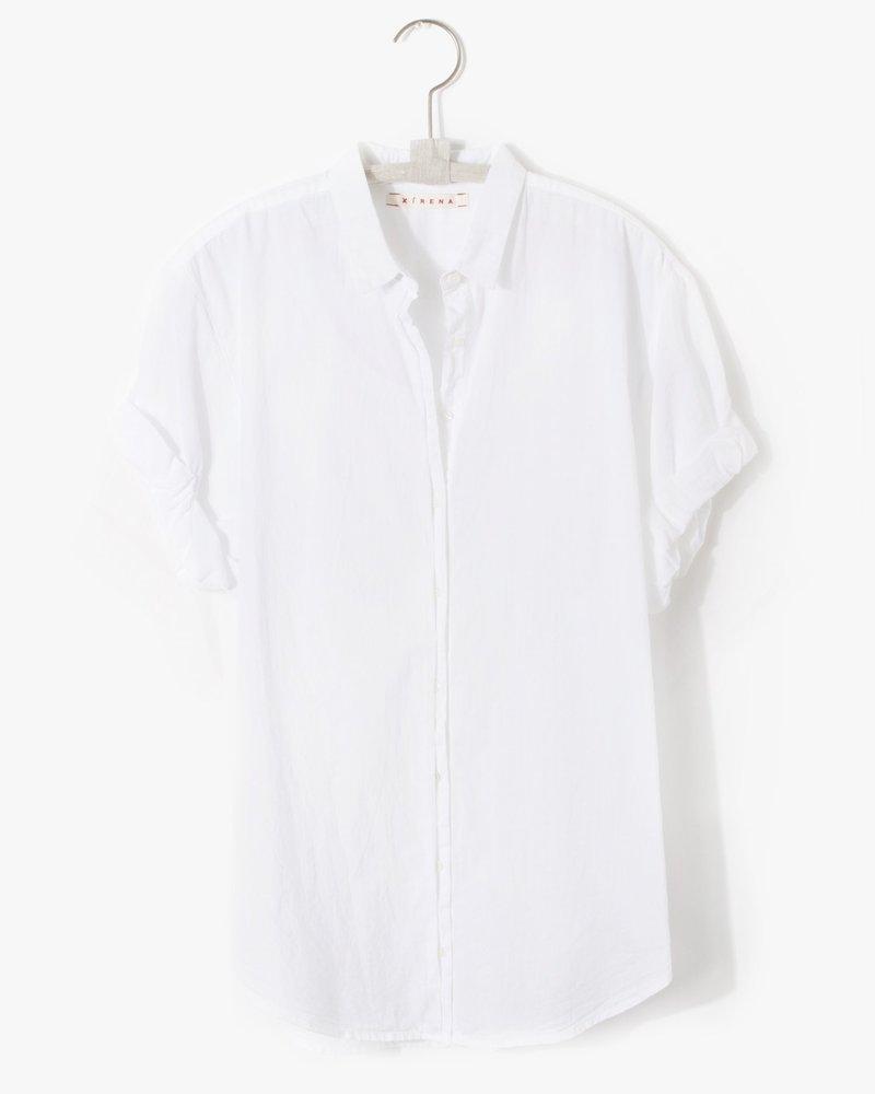 Xirena Channing Shirt White