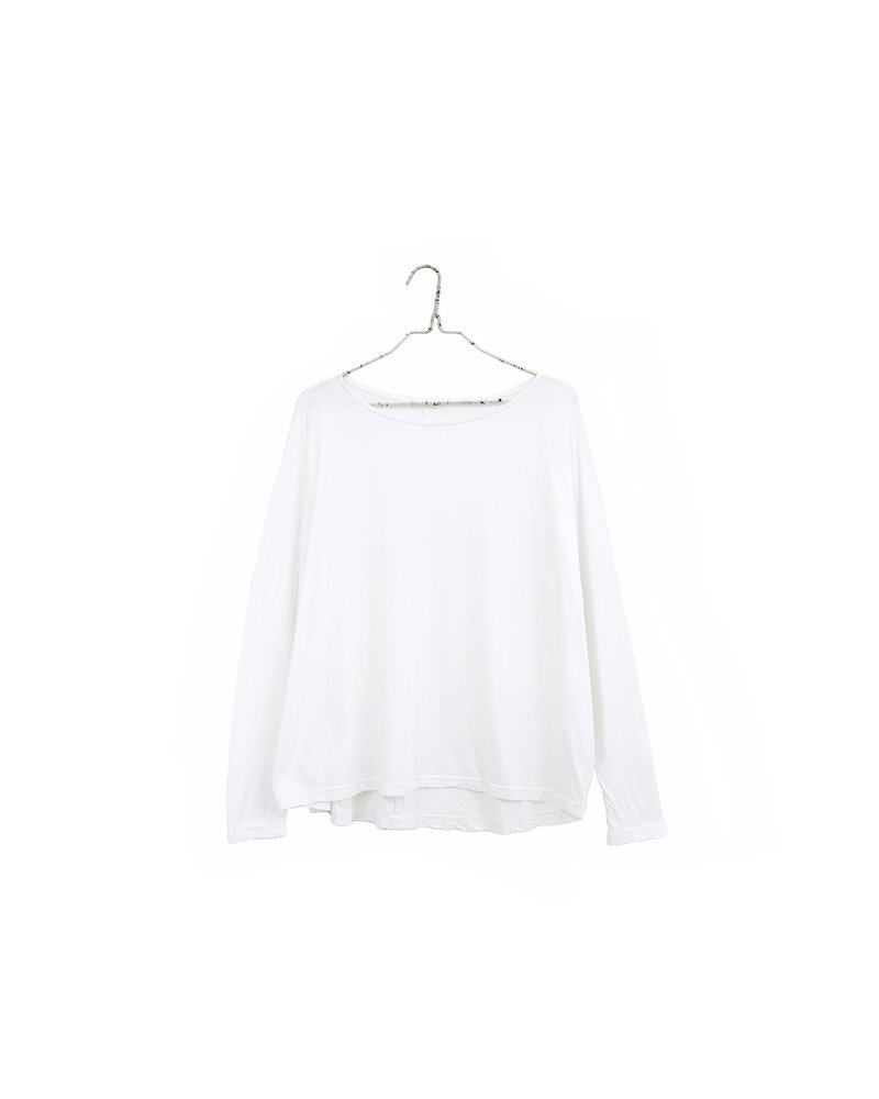 It is well L.A. L/S Hi Lo Tee Salt