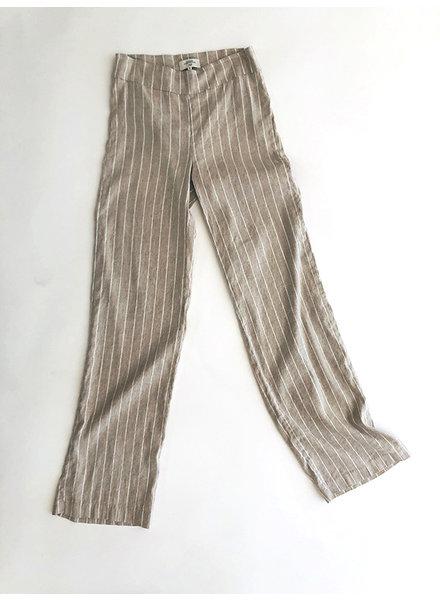 Avenue Montaigne AM.Glimmer Oat Pants