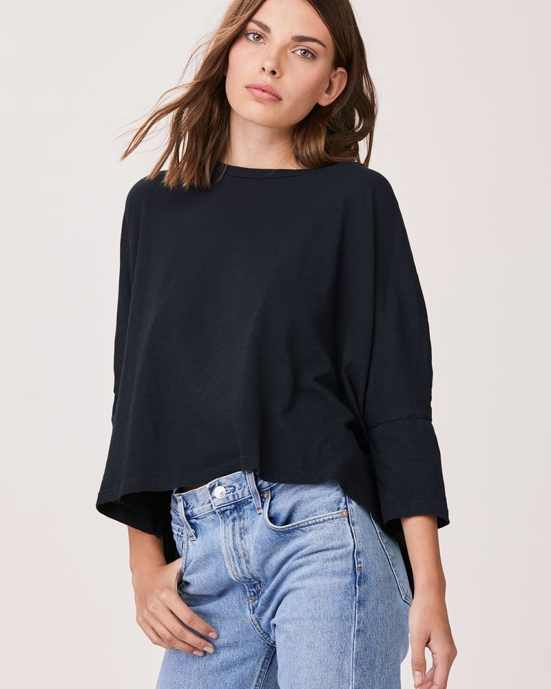 LNA Cape Tee Black