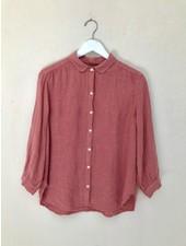 Velvet Kim Linen Shirt Posey
