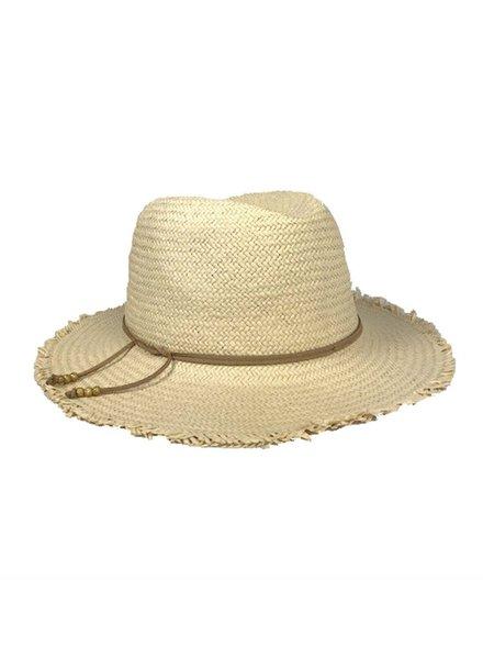 Hat Attack Packable Fringe Rancher Hat
