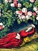 John Derian Scarf JD Sleeping Beauty