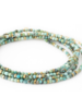 Anne Sportun Turquoise Wrap Bracelet