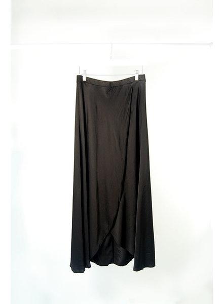 Nation N Wrap Skirt Black