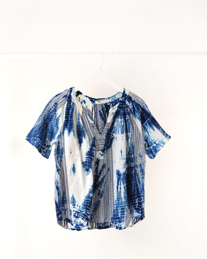 Dylan Short Sleeve Tunic