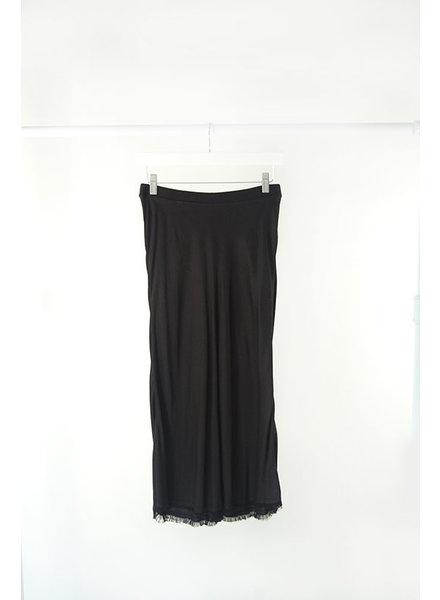 Nation N Bias Skirt Black