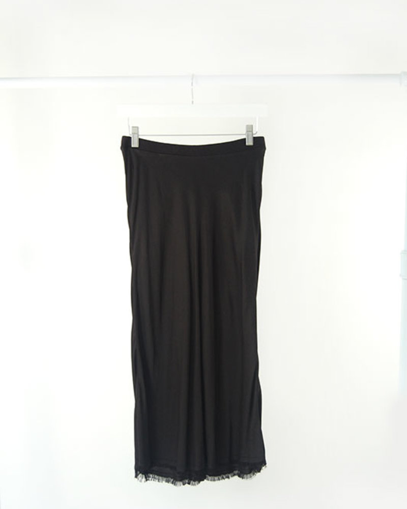 Nation N Bias Skirt Black