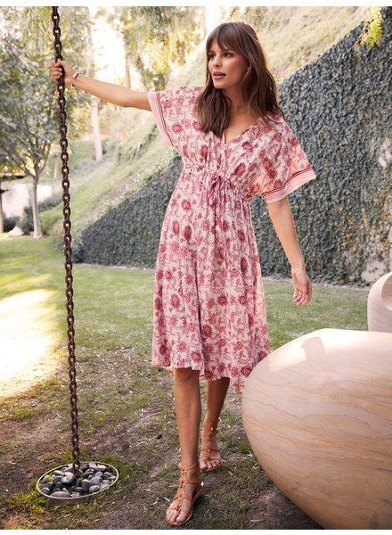 Xirena Grayson Dress Rouge